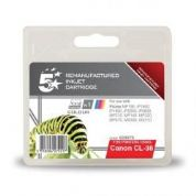 5 Star Canon CL-38 Compatible Inkjet Cartridge Page Life 205pp (Colour)